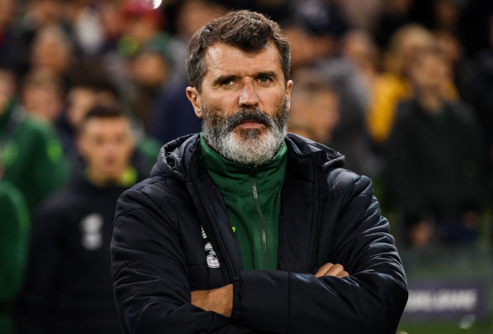 Keane is the early bookies favourite