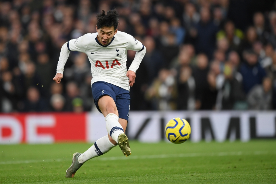 Sonny has won all of the Goal of the Season awards this year