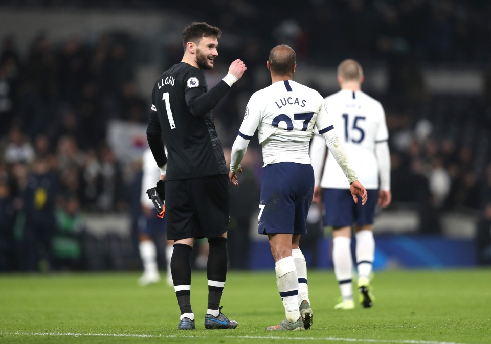 Lloris and Moura are changed men since the restart