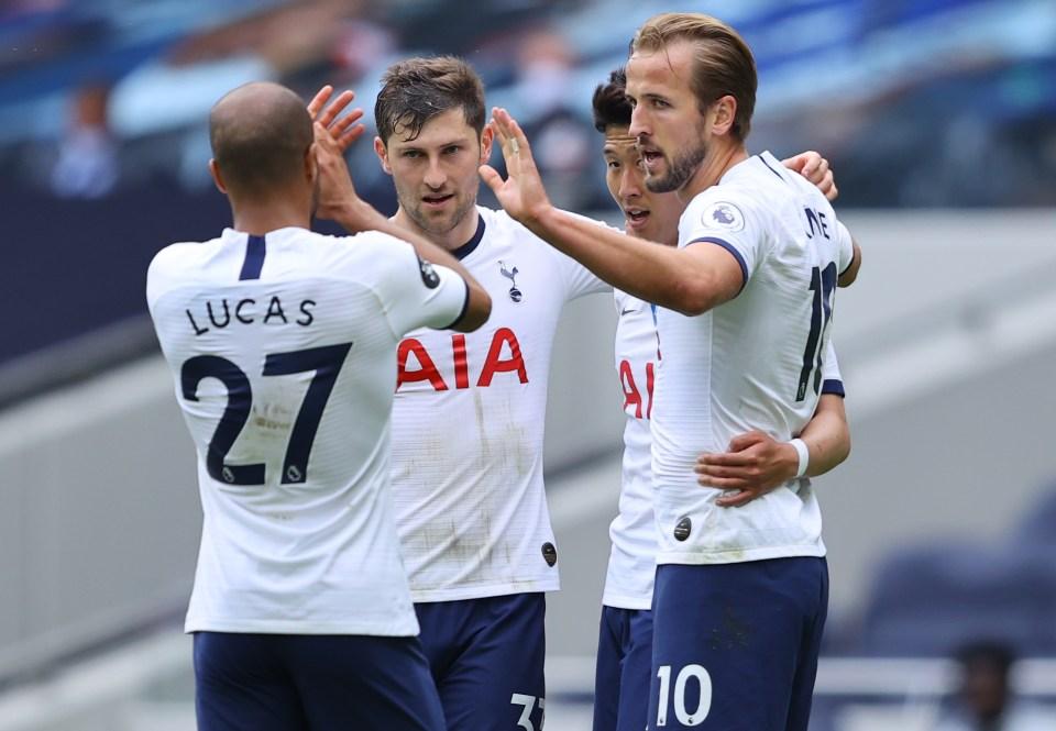 Kane now has 17 Premier League goals this season