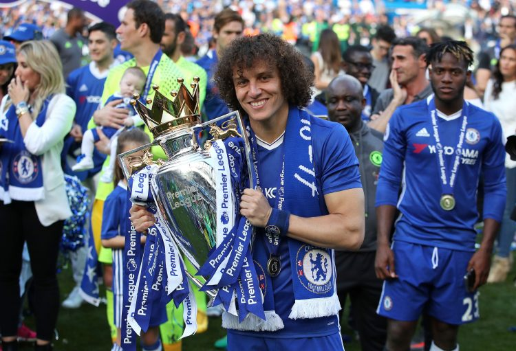 The David Luiz Arsenal thought they'd signed