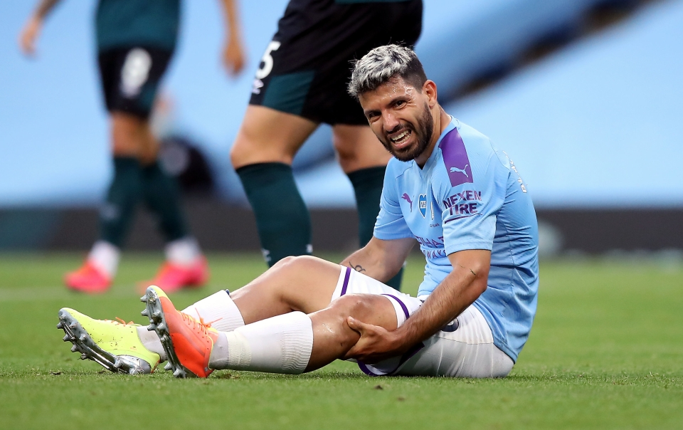 Sergio Aguero's injury in early June gave plenty of fantasy football managers a serious selection headache