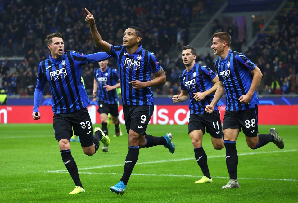 Who Should You Support In The Champions League And Why Is The Answer Atalanta
