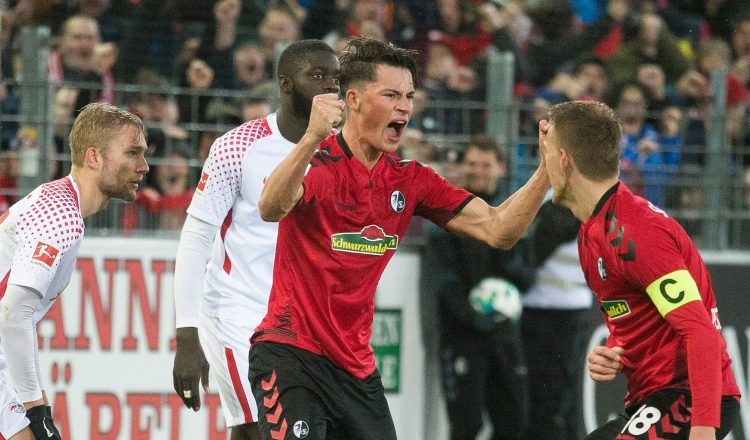 Koch had a great year in the Bundesliga