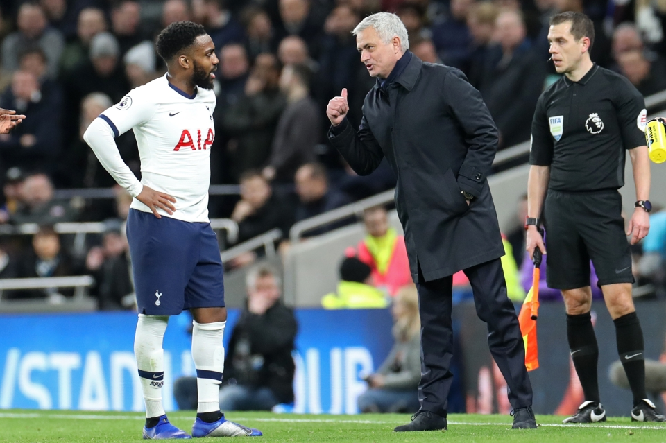 Danny Rose has been an outcast at Spurs since returning from his loan at Newcastle