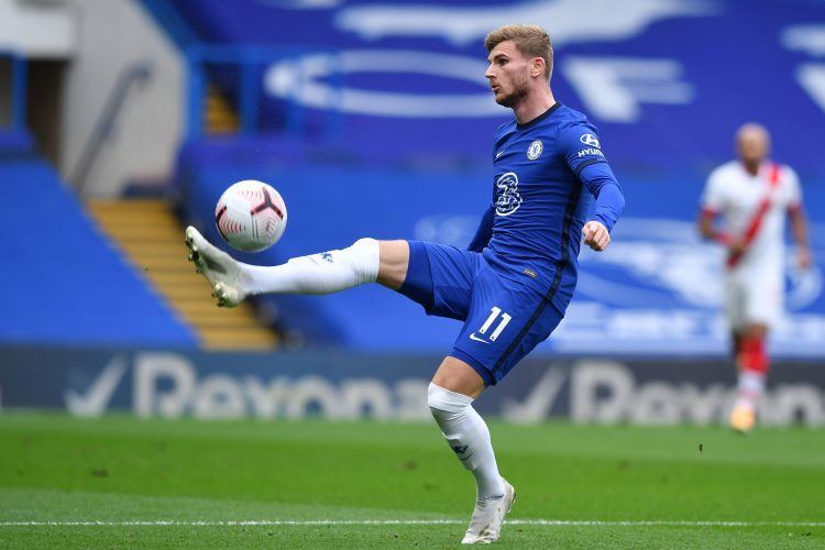 Werner scored two crackers at the weekend