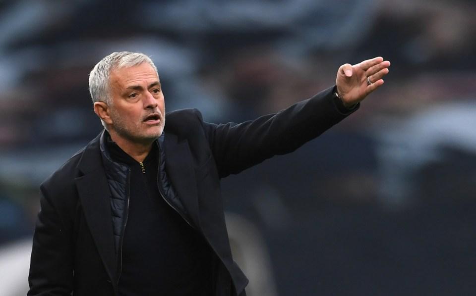 Unleash your inner Mourinho
