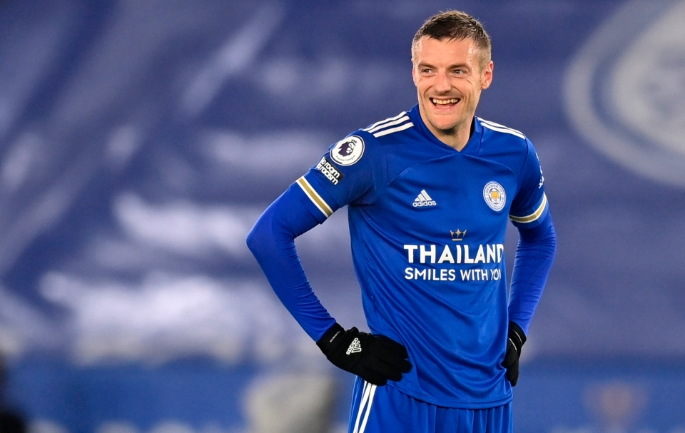 Jamie Vardy could add to his goal tally against Newcastle
