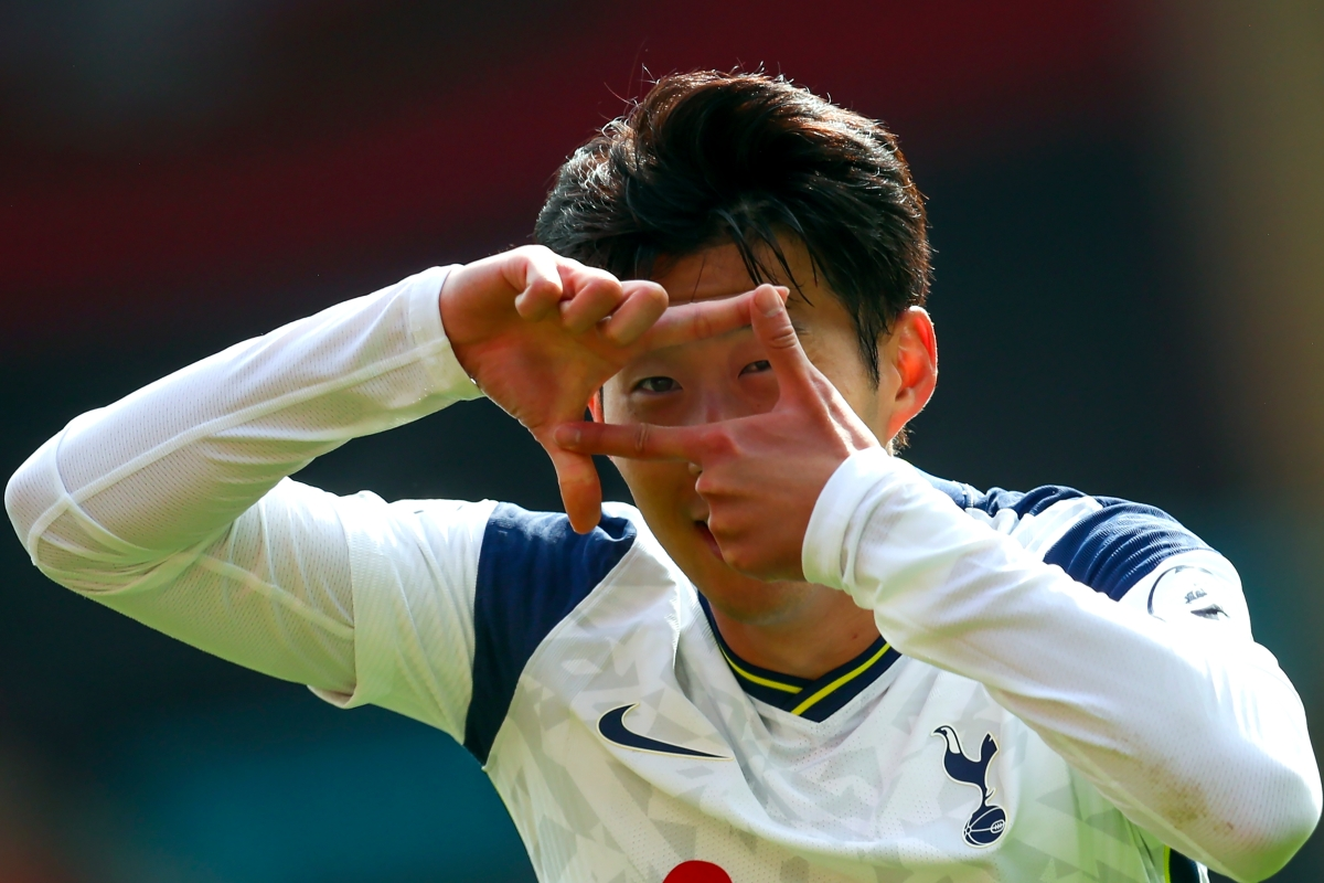 The stats that suggest Son Heung-mins form is freakish