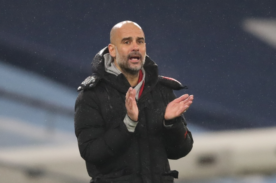 Pep's side are in scintillating form