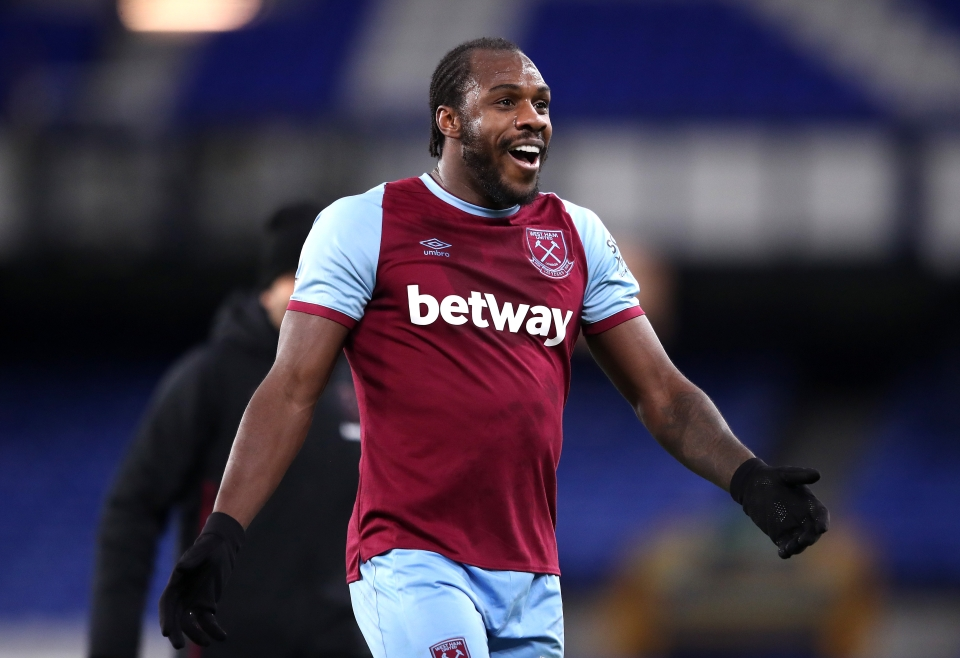 A fully fit Antonio is an interesting prospect