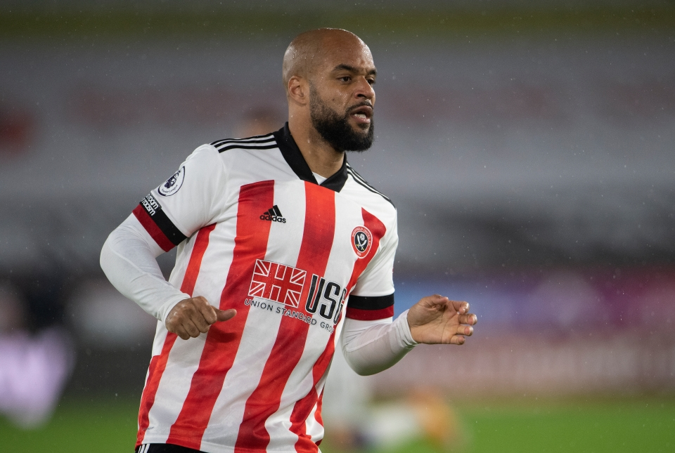 McGoldrick has improved since last season — something that can't be said of many other Sheffield United players