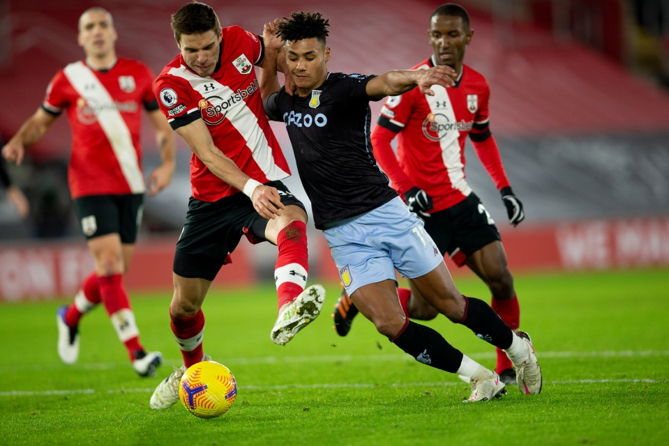 Watkins has impressed in his first Premier League campaign