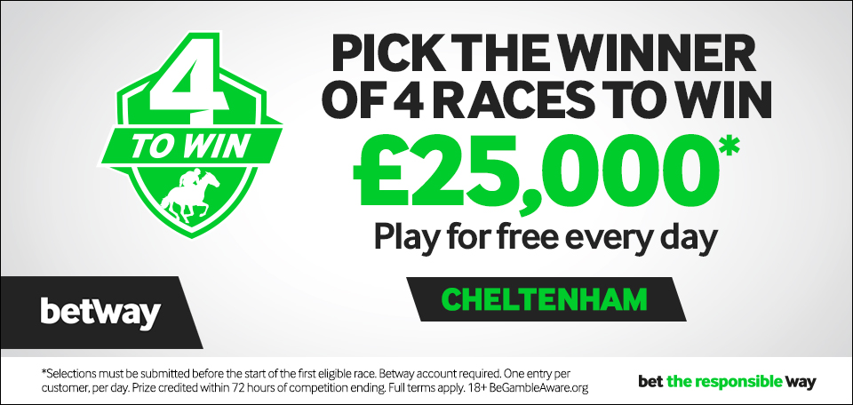 Don't miss out Betway's free-to-play game