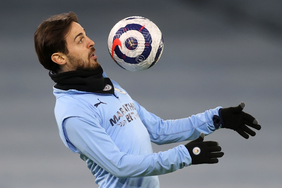 You can't go too wrong with a Man City player