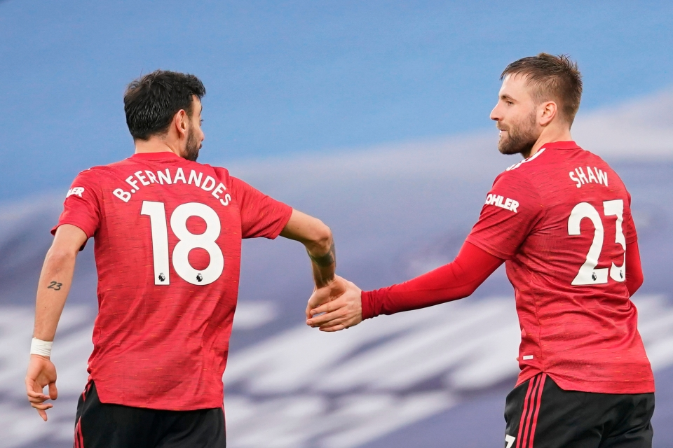 Fernandes even got Shaw's number tattooed on his arm…