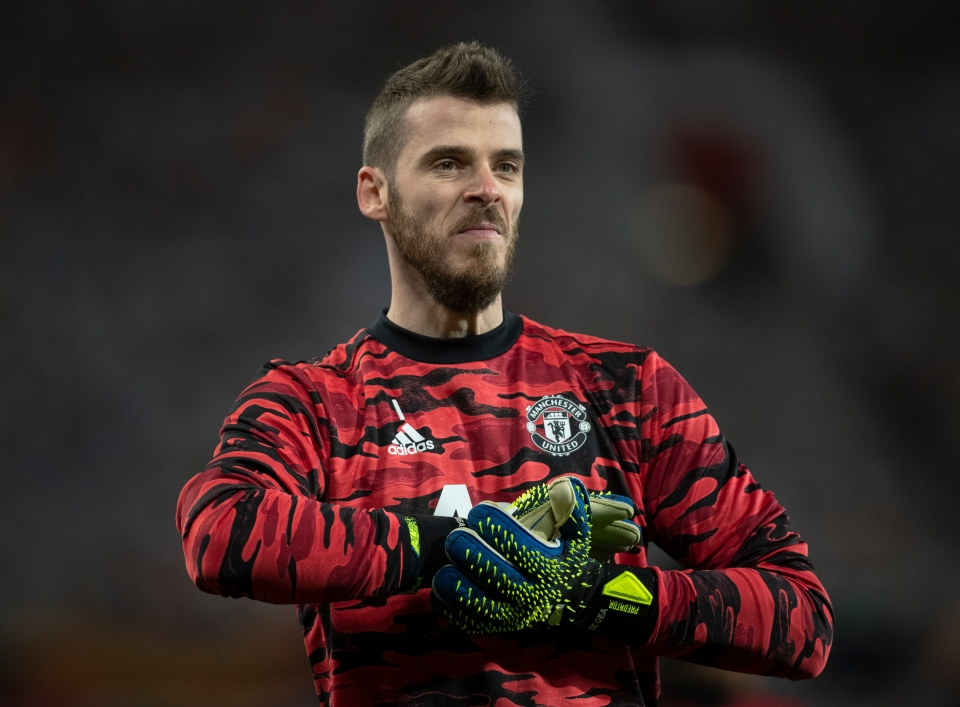 David De Gea is set to miss the Manchester derby and possibly more games
