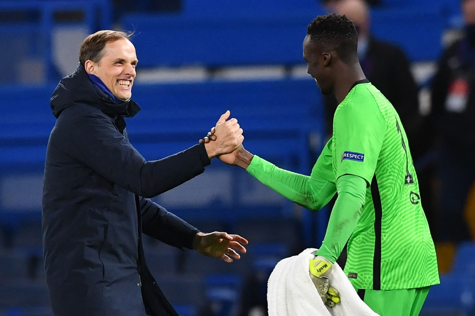 Chelsea have conceded TWICE in 13 games since Thomas Tuchel took charge