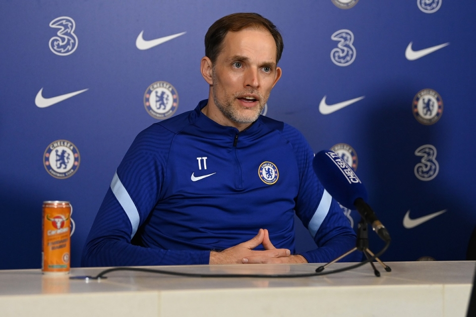 Thomas Tuchel will make a late decision on two Chelsea stars