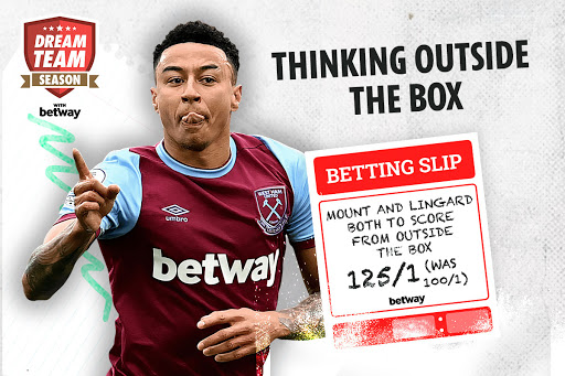 Lingard has starred for West Ham since his loan move in January