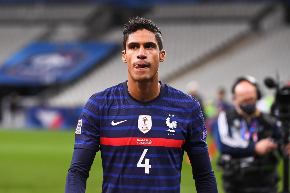 Serial champion Raphael Varane could complete football with victory at Euro  2020