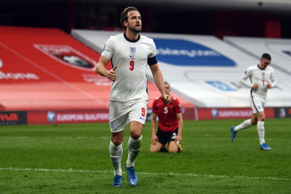 Will Harry Kane be the most-popular forward in Dream Team Euros this summer?