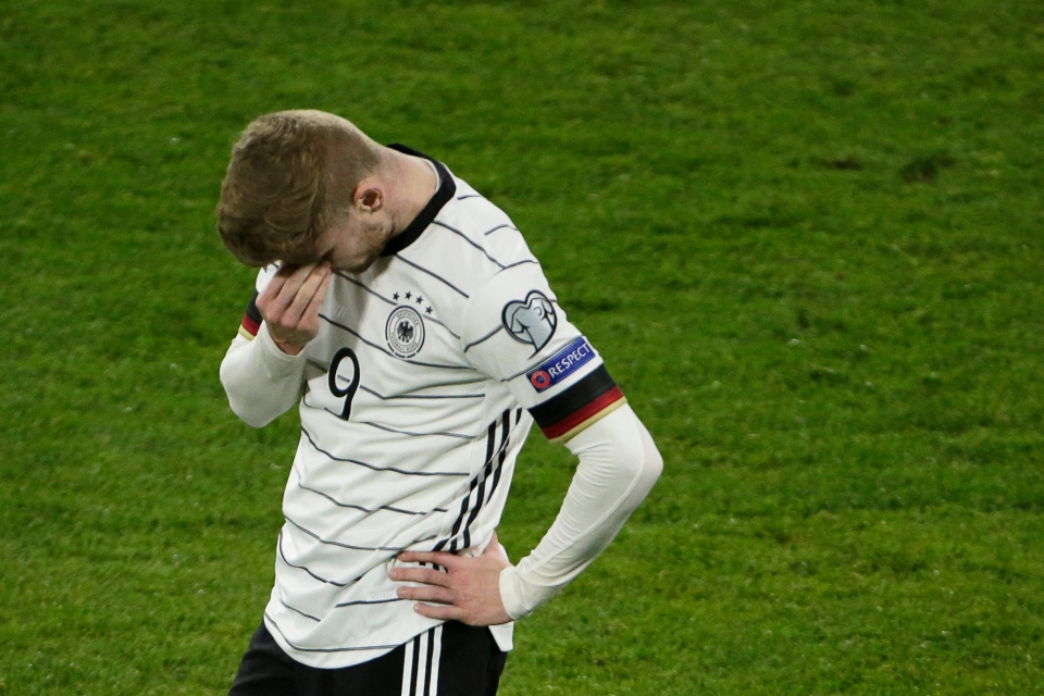 Timo Werner heads into Euro 2020 off the back of a mixed campaign with Chelsea