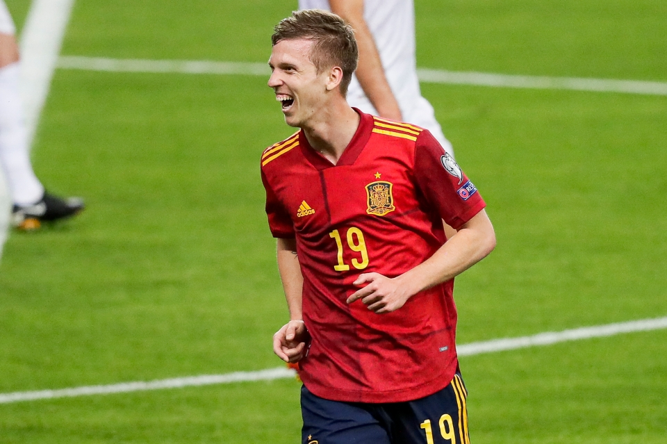 Spain's starting line-up is tough to predict