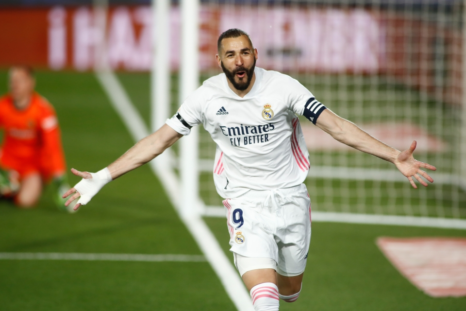 Benzema has been one of Europe's best strikers for years