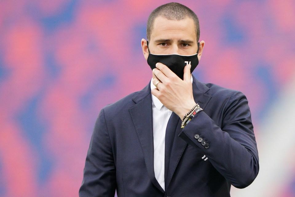 Bonucci will continue the tradition of passionate Italian defending at major tournaments