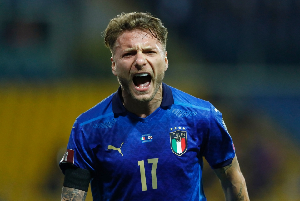 Italy are on the road to redemption