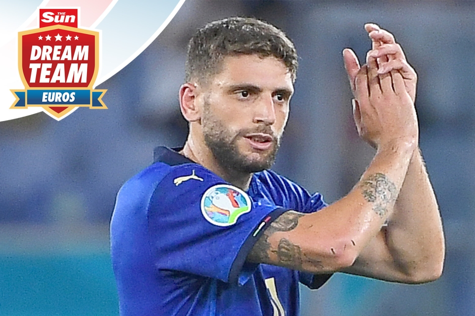 Domenico Berardi is far too good to have an ownership of just 0.8%