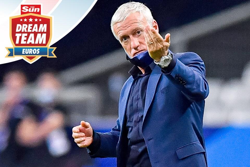 Unleash your inner Didier Deschamps this summer