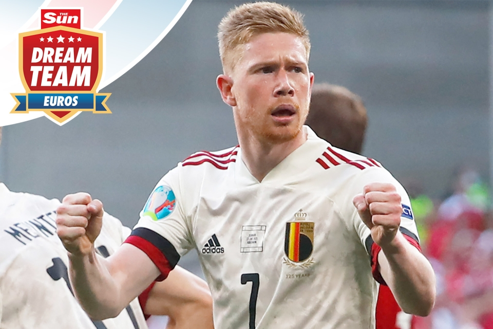 Kevin De Bruyne has made up for lost time