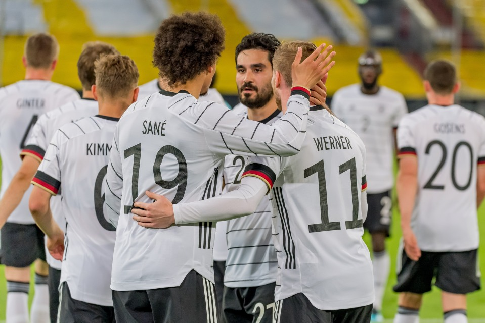 Never write-off the Germans at a major tournament