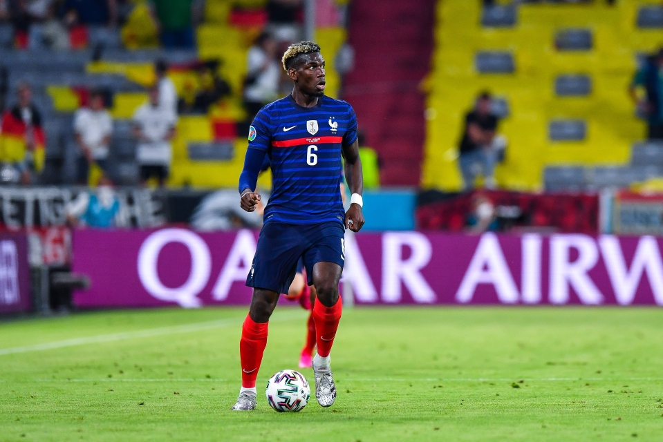 Pogba saves his best form for international duty