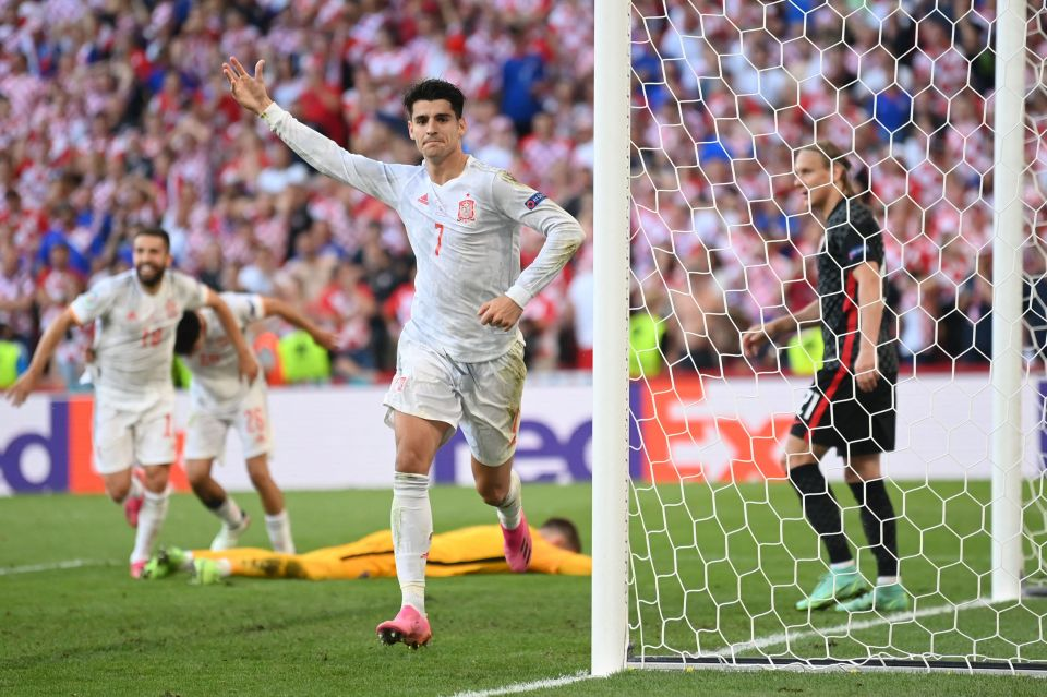 Spain's indecipherable No7 has been a central figure at Euro 2020