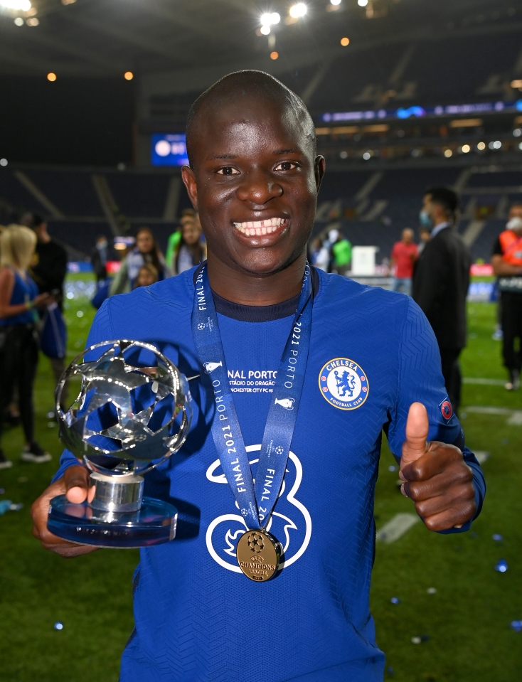 Kante's quality is unquestioned but it's not that simple…
