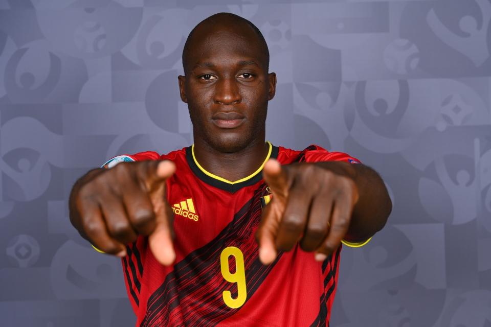 Romelu Lukaku will look to inspire Belgium to the semi finals