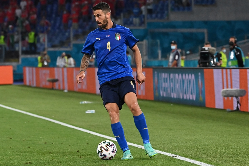 Spinazzola has starred in Italy's first two Euro 2020 games