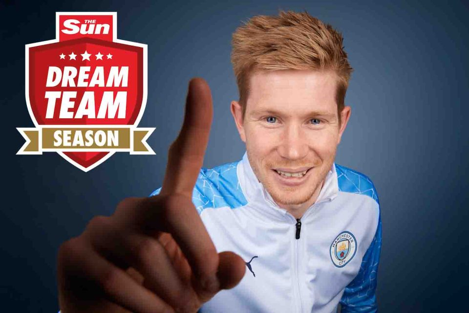 Few players are as exciting to watch as a revved-up KDB