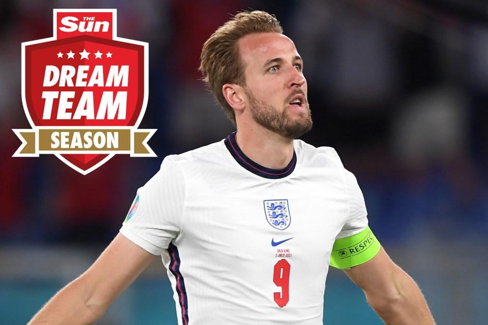 Kane + Man City = Dream Team gold