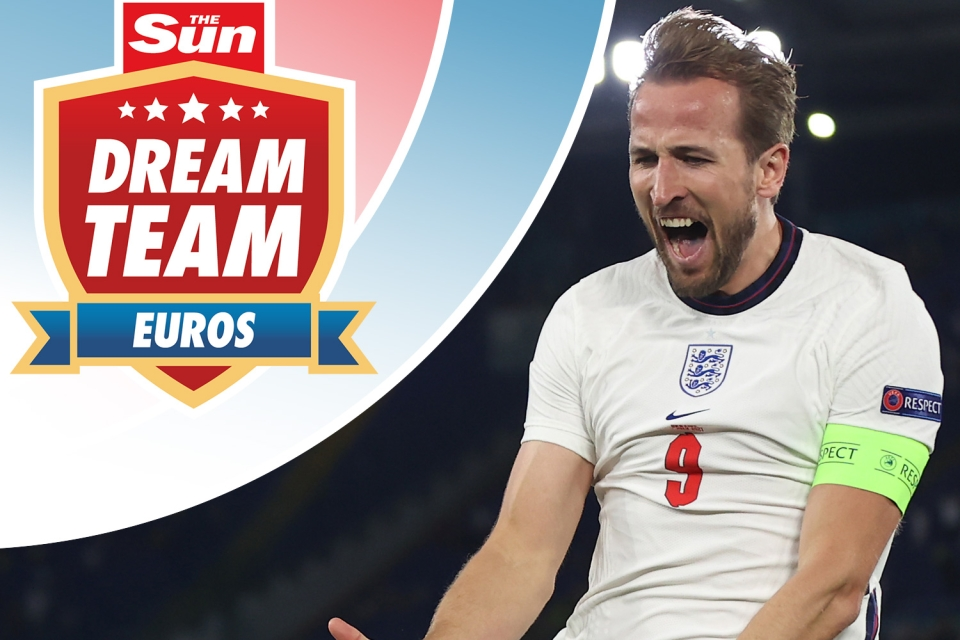 Kane has burst into life in the knockout stages