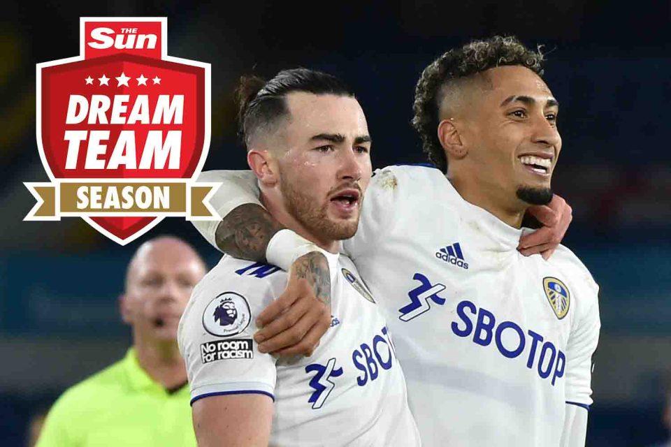 Leeds midfielders excelled in spells last season