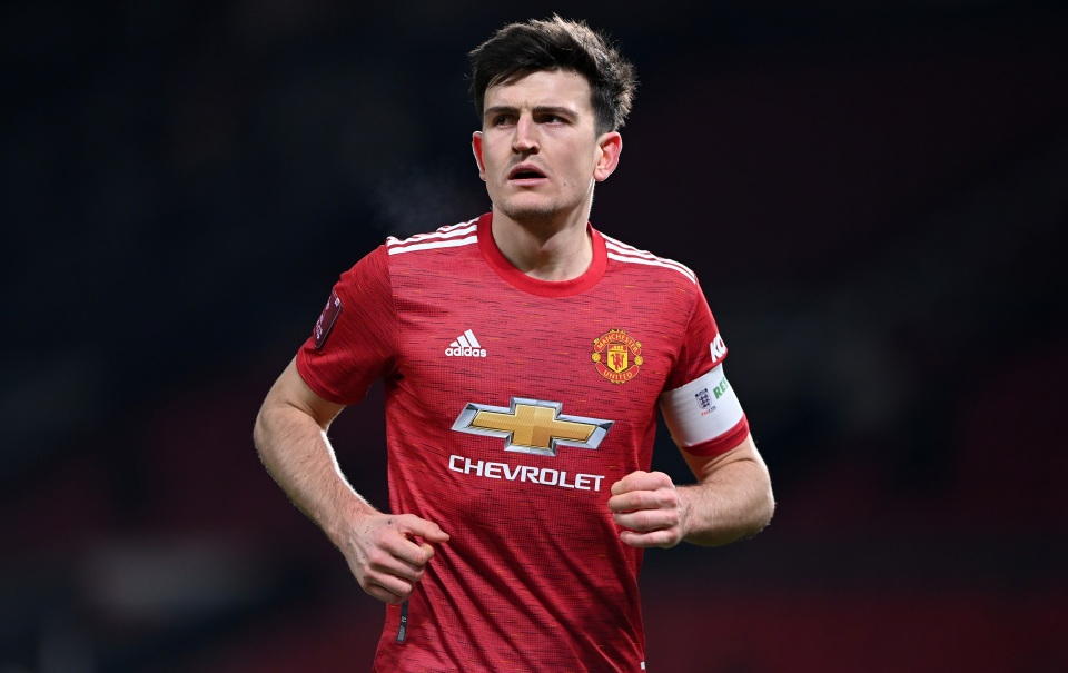 Maguire impressed at Euro 2020 after recovering from injury