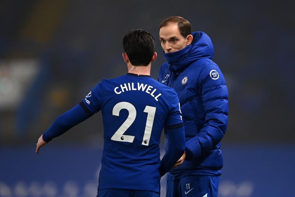 Chelsea defenders have provided points galore since Tuchel's appointment