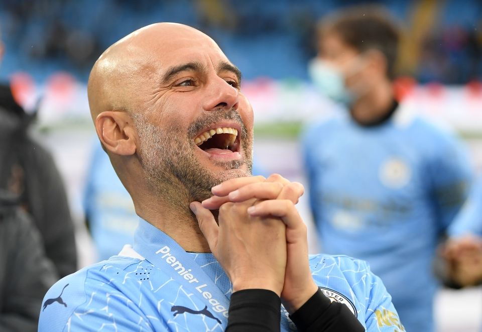 Who's the 'Harry Kane team' now, Pep?