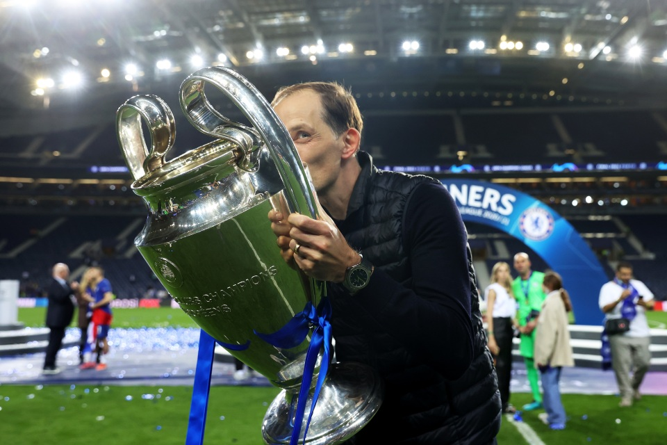 Prepare to channel your inner Thomas Tuchel