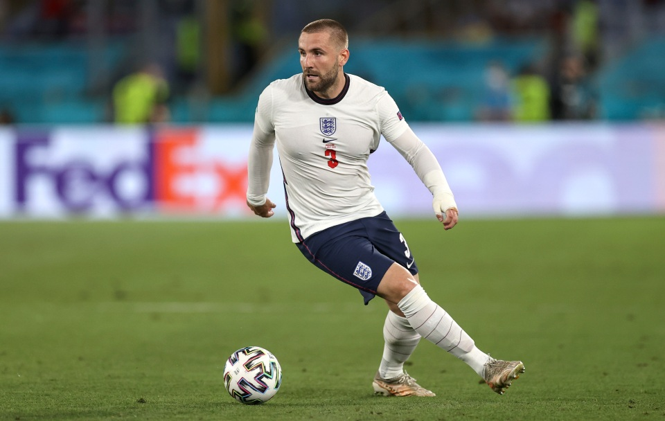 Shaw could become Dream Team Euros' outright best performer this week