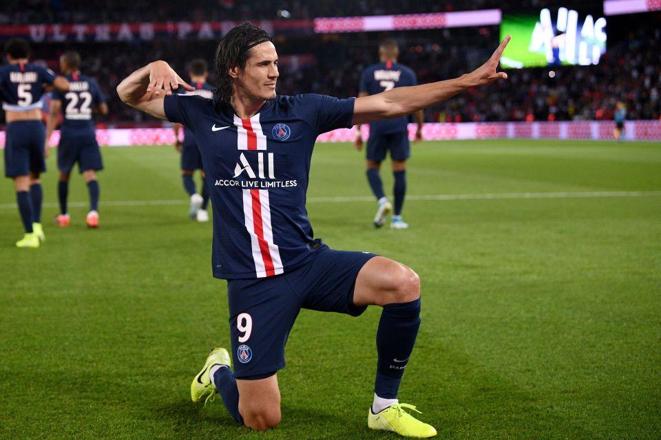Cavani is PSG's all-time top scorer